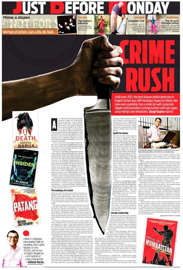 CRIME RUSH 50-