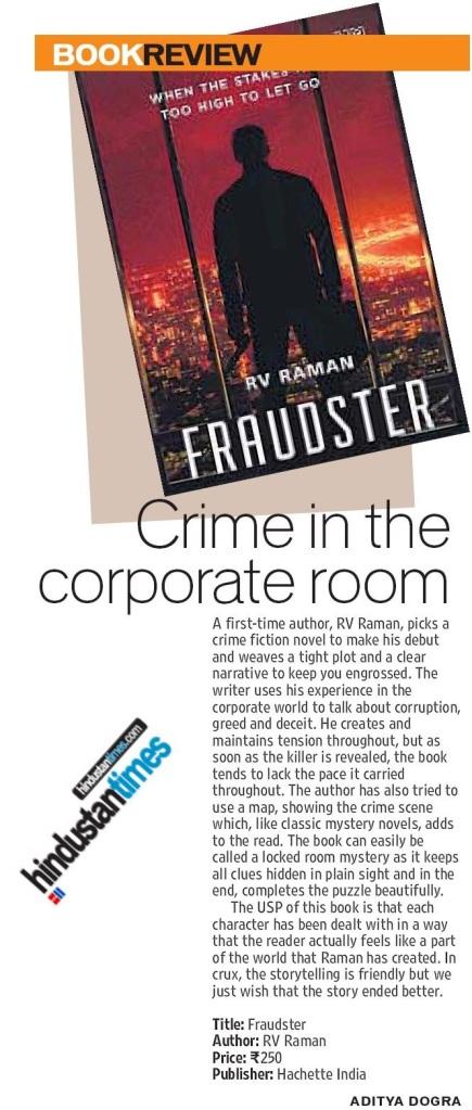 Fraudster HT Review (1) 23 Aug