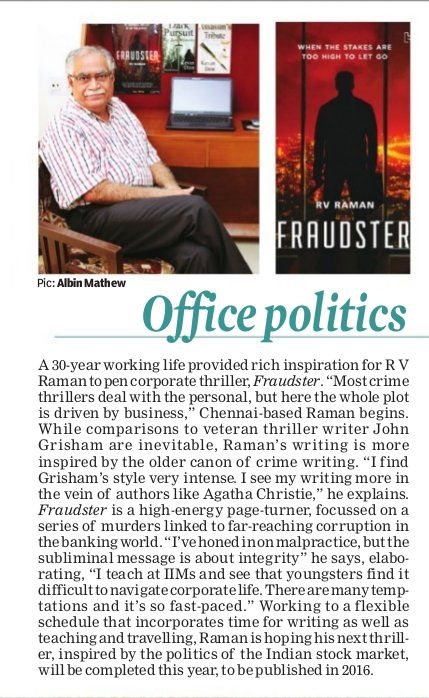 Indian Express Indulge Chennai
