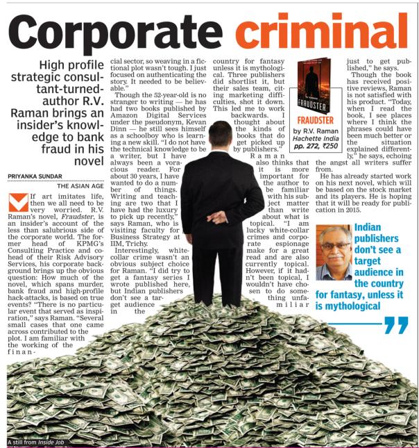 Corporate Criminal - Asian Age