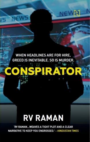 Conspirator cover 1