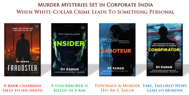 Corporate Thrillers